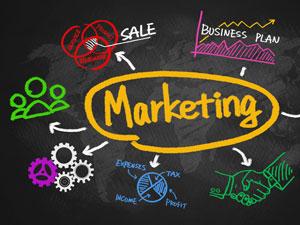 Marketing pakket